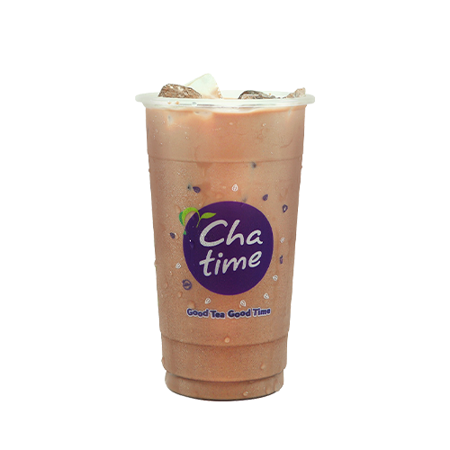 Hazelnut Chocolate Milk Tea